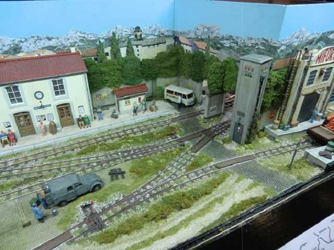 Rotary Club of Newton Aycliffe – Model Railway Exhibition