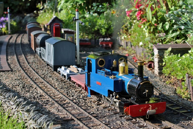The Association Of 16mm Narrow Gauge Modellers Present The Largest Garden  Railway Event Of The Year In The UK, And Possibly The World, With A Huge  Range Of ...