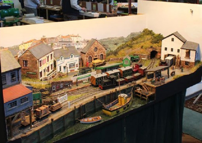Model Fest Club Swing 2017 – 7mm Narrow Gauge Association (South Downs Group)