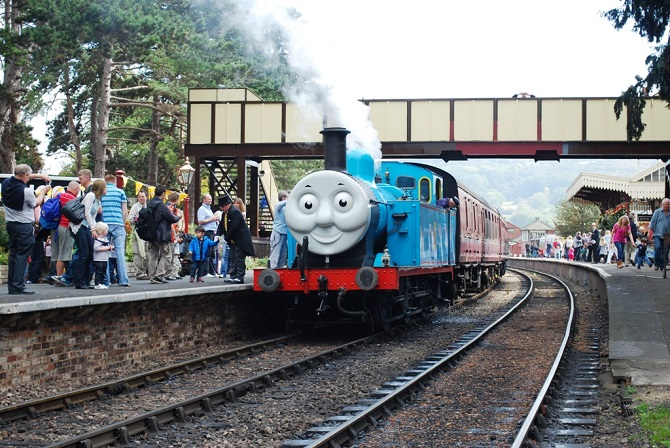 GWSR 'Day Out With Thomas'