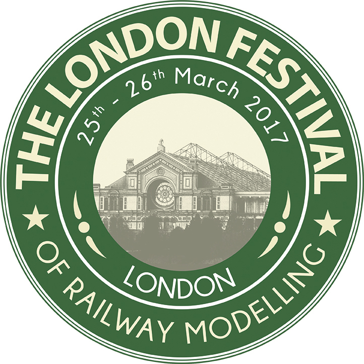 The London Festival of Railway Modelling-25 & 26 March 2017
