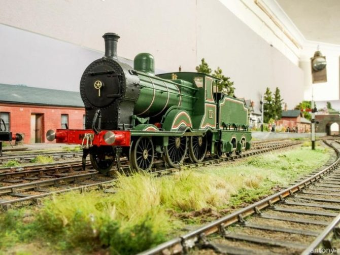 North Down Model Railway Society – Model Exhibition