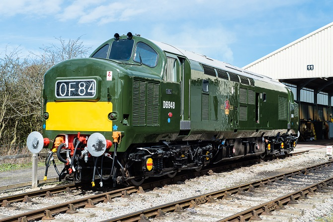 GWSR Heritage Diesel Weekend and Open Day