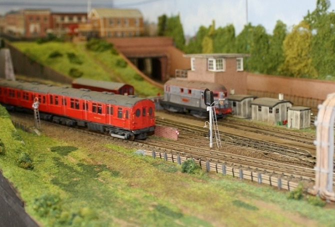 Enfield Town MRC – Annual Model Railway Exhibition