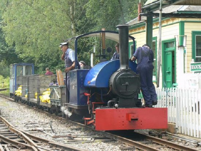 Amberley Museum & Heritage Centre – Rail Gala and Model Railway Exhibition