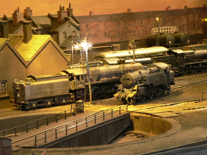 Pevensey Bay Model Railway Club Exhibition