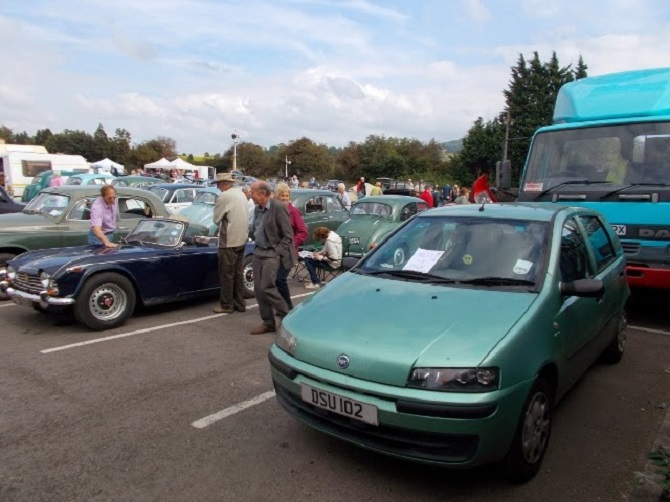 GWSR – Classic Vehicle Days