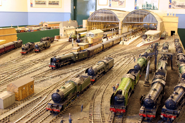 Gainsborough Model Railway Society – Open Day