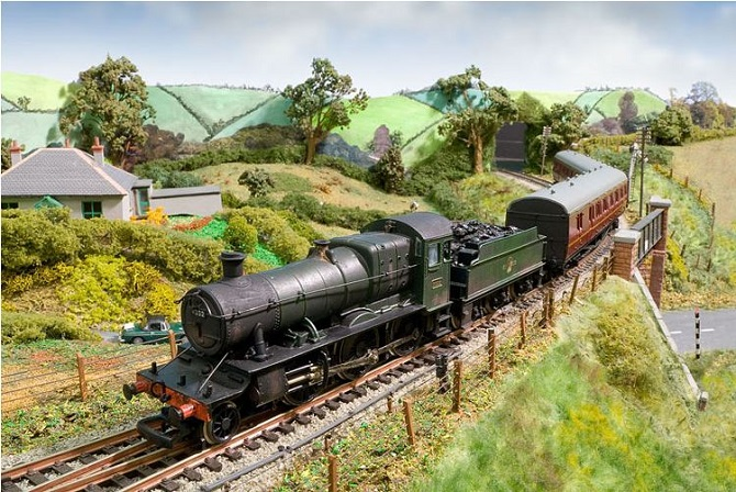 Barnstaple Model Railway Club – Exhibition