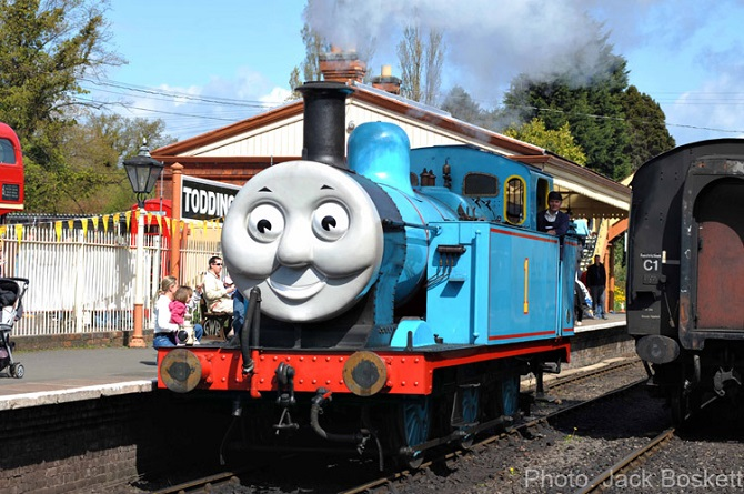 GWSR – 'A Day Out with Thomas'