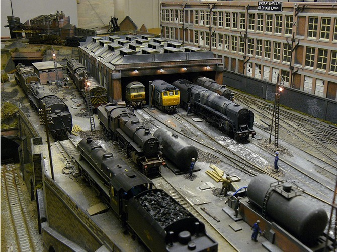 Heart of the Midlands Model Railway Exhibition