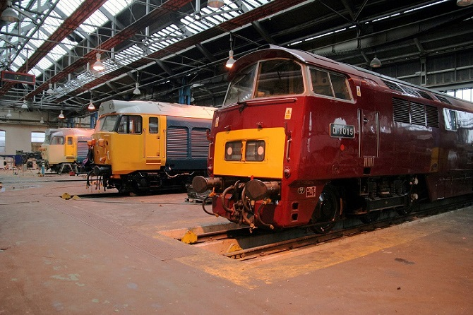 Great Western Railway – Old Oak Common Depot Open Day