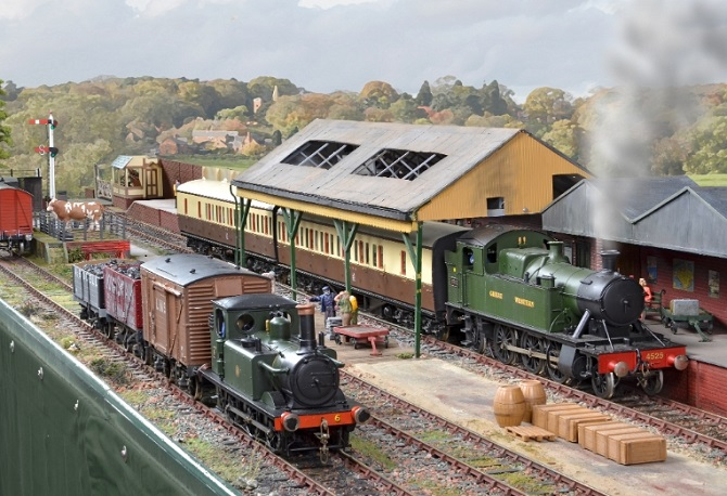 Silverfox DCC Model Railway Club – Model Railway Exhibition