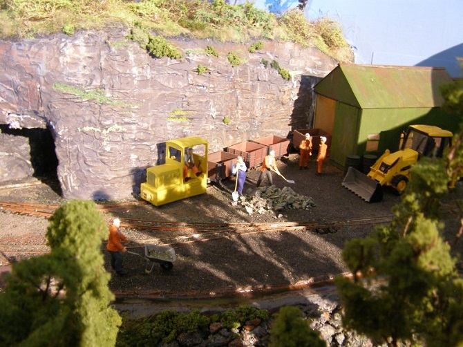 Lichfield Model Railway Exhibition