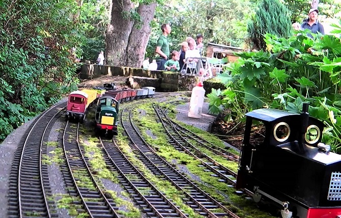Brambleton Model Railway Club – Open Day