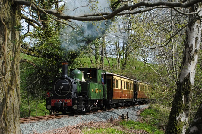 Welshpool & Llanfair Light Railway – Steam Gala