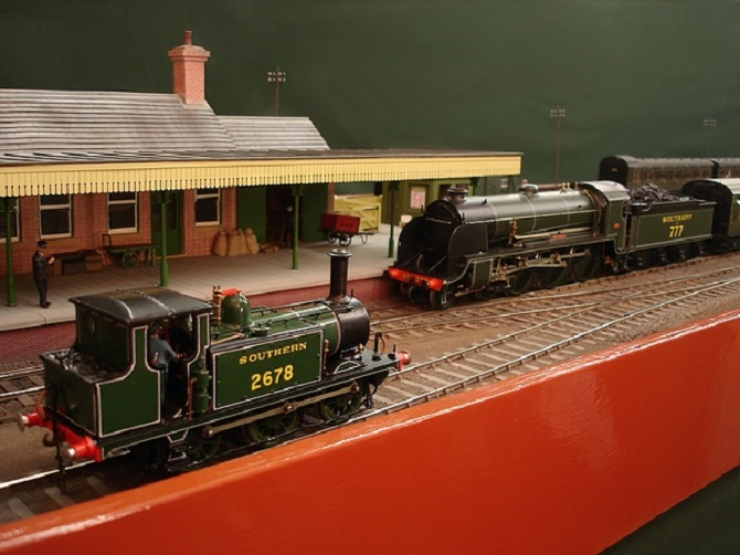 Ray Heard Model Railways – Dorset Model Railway Exhibition