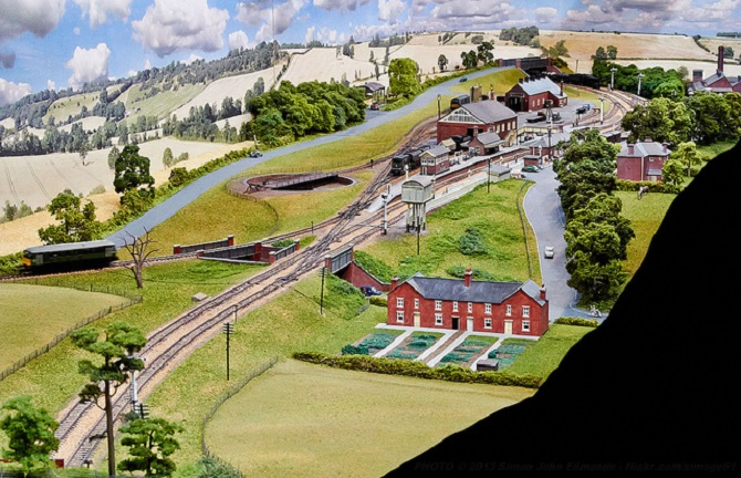50th Anniversary Redditch Model Railway Exhibition