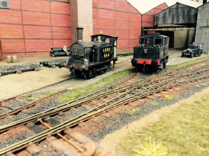 Warrington Model Railway Exhibition
