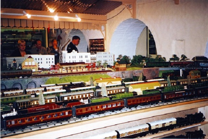 Great Vintage Model Railway Show