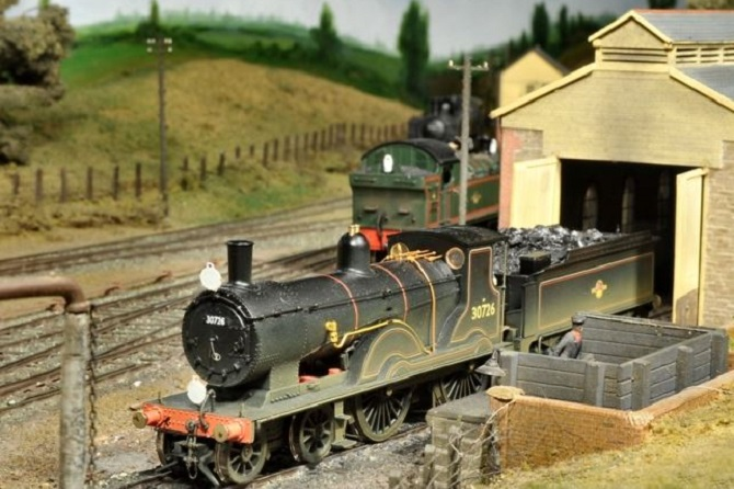 Tad-Rail – Tring and District Model Railway Club