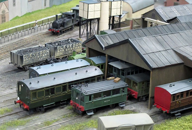 WC&P Railway Anniversary Exhibition