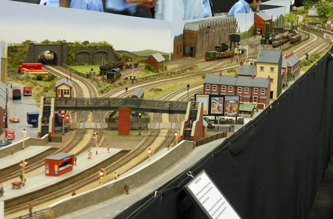 Swansea Railway Model Show 2017