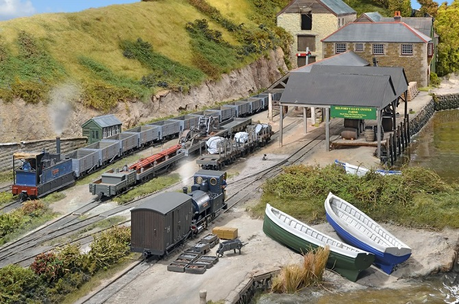 Rail Ex Taunton – Somerset Railway Modellers Club