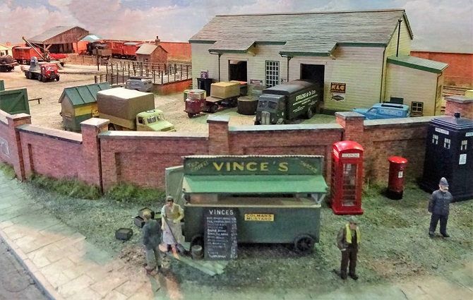 21st Annual Charity Wilmington Model Railway Exhibition