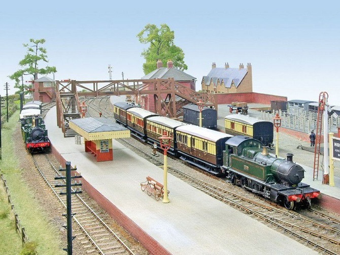Cardiff Model Railway Exhibition