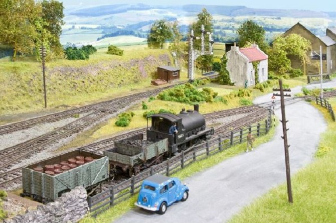 Greenock & District MRC – Model Railway Exhibition