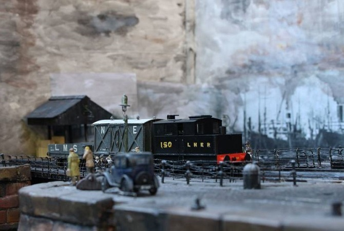 Birmingham Model Railway Club – 2017 Exhibition