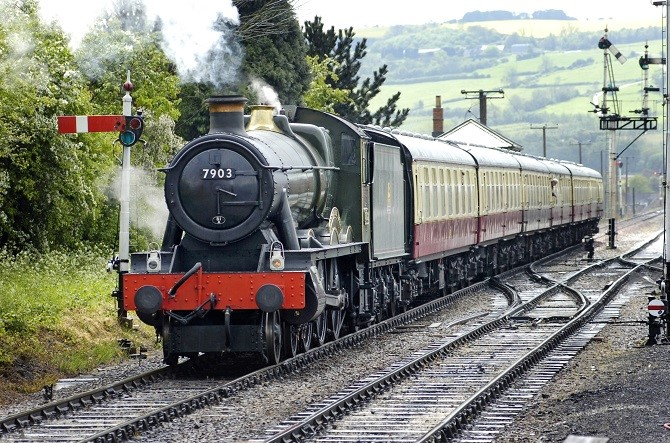 GWSR – Steam and Real Ale weekend